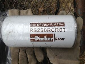 Parker Racor Fuel Filter Rs250rcr01