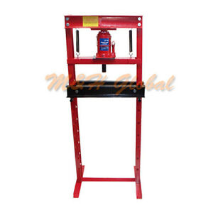 20 Ton Hydraulic Shop Press H Frame Floor Press
