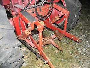 Farmall 3 Point Hitch Farmall H M Super
