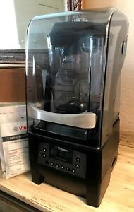 Vitamix 36019 The Quiet One Countertop Drink Blender W tritan Container Smoothie