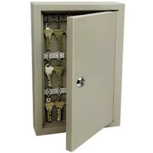 Kidde Keyed Lock Steel Key Cabinet 1 Each
