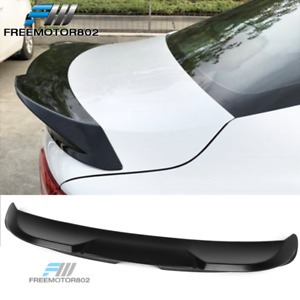 Fits 18 20 Toyota Camry T Style Trunk Spoiler Wing Matte Black Primer Abs