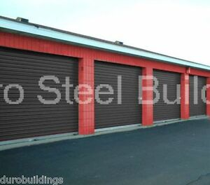 Durobeam Steel 40x75x14 Metal Prefab Garage Building Kit I beam Structure Direct