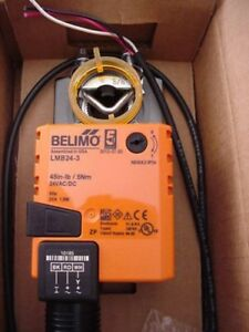 Belimo Lmb24 3 Actuator Ships On The Same Day Of The Purchase
