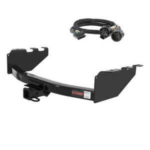 Curt 2 Trailer Hitch For 2008 Chevrolet Silverado 3500 With Wiri