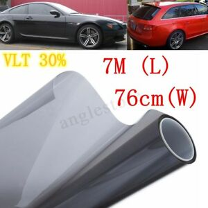 30 X23ft 30 Vlt Window Tint Film Roll Tinting Car Auto Home Of