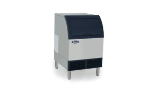 New Atosa Yr280 Undercounter 283 Lbs Ice Maker Machine Air Cooled Half Cube 115v