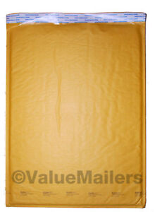 7 Bubble Lite 14 25x20 Kraft Bubble Mailers Padded Envelopes Bags 50 To 1000