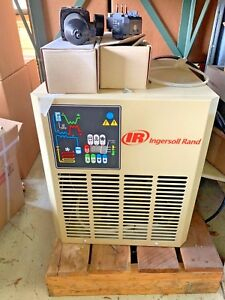 Ingersoll Rand Refrigerated Air Dryer D72in W Filters