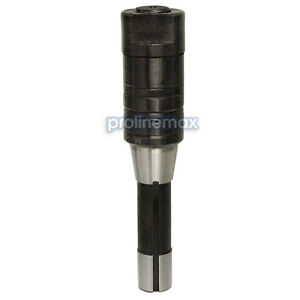 1 R8 Stub Milling Machine Arbor Adapter Bridgeport Tool Mill R8 Shank