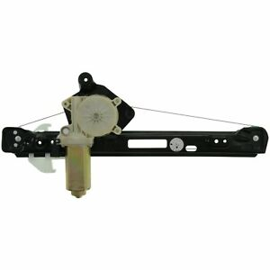 Wl41585 Power Window Motor And Regulator For 00 07 Ford Focus