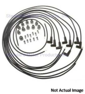 Spark Plug Wire Set 2935 For Checker Marathon Chevy Camaro Malibu Nova