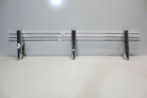 Original 1930 S 1940 S Accessory Cattle Bumper Mount Grille Guards Chevy Ford Gm