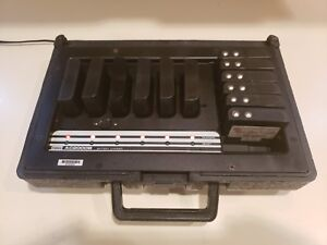 Drive Thru Hme Ac2000 Desktop Charger W Charger Unit And 12 Batteries Included