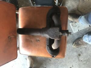 Ih Farmall H Used Working Exhaust Manifold Antique Tractor
