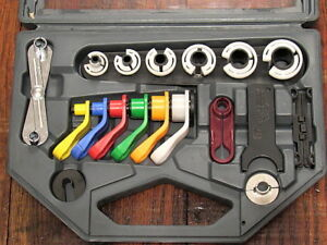 Blue point By Snap on Ldt8 A c Fuel Master Disconnect Set