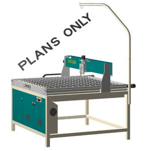 Cnc Plasma Cutting Table 4 x4 1250x1250 Diy Plans