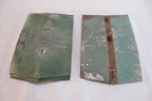 Vintage Fulton 800 Series Sunshield Sunvisor Center Panel Sun Visor Parts
