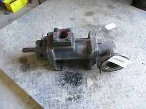 Imo Pump 125225c Sn 518284 1 Type g3phst 250 Top 2 3 4 Side 4 Used