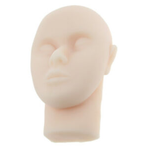 Perfeclan Silicone Head Educational Model Injection Skin Suture Practice