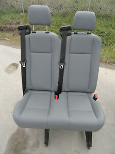Ford Transit Connect Rear Double Bench Seat 15 16 17