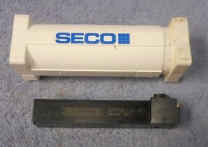 Seco Indexable Turning Tool Holder Mtfnl 16 4d