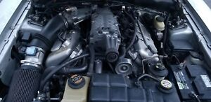 2003 Ford Mustang Cobra Svt 4 6 Engine With Ford Racing Aluminator Shortblock