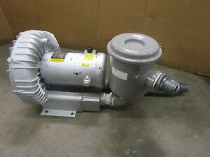 Gast R6335a 2 2 x2 2 5hp Regenerative Blower 190 220 380 415v 3ph 215cfm