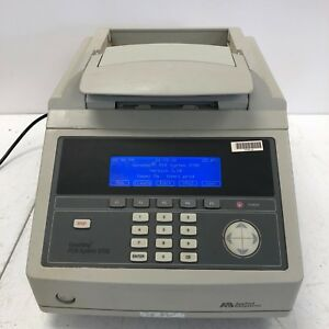 Applied Biosystems Geneamp Pcr System 9700 Thermocycler N8050200 Tested 96 Well