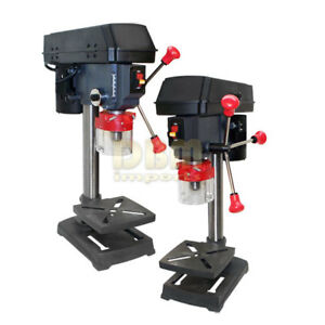 Bench Top 1 2 Chuck 8 Swing Drill Press Table Drilling Machine 5 Speed