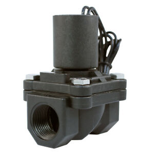 3 4 24v Ac Plastic Electric Solenoid Valve Potable Water 24 Volt Ac