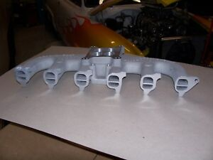 Offy Offenhauser Ford 240 300 C I 6 Cylinder Manifold Low End Torque Truck
