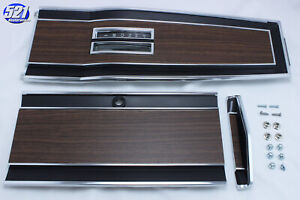 Fits Mopar Console Top Plate Set 69 70 Roadrunner Superbee Charger Gtx Automatic