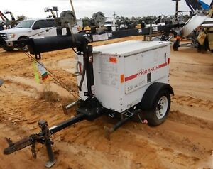 2014 Magnum Mlt3060k Portable Light Tower W Under 5500 Hrs