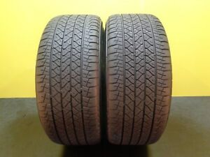 2 Nice Tire Bridgestone Potenza Re92 225 45 17 91v 68 Life 20274