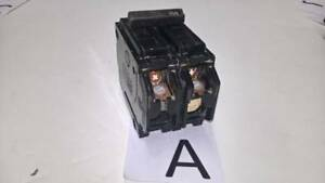 New General Electric Dt 6523 2 Pole 100 Amp Circuit Breaker