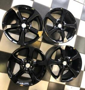 2013 2015 Camaro Wheels 20x8 Fronts 20x9 Rears Set Of 4 Fits 2010 2015
