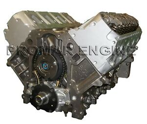 Remanufactured 05 11 Cadillac Chevrolet Gmc 6 0 Long Block Engine