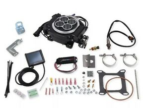 Holley Black Sniper 550 511 Efi Self Tuning System Make Us An Offer