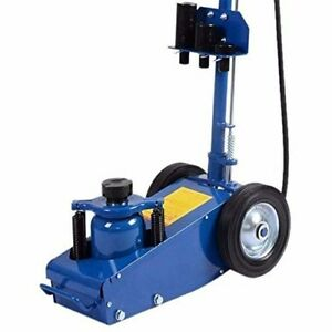 Goplus Air Hydraulic Floor Jack 22 Ton Truck Lift Jacks Service Repair Lifting T