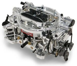 18124 Edelbrock Carburetor Thunder Series 4 barrel 800 Cfm Manual Choke Endurash