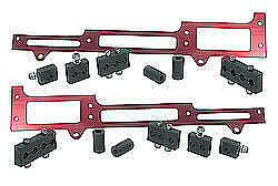 Rm Specialties 1101r Spark Plug Wire Loom Sbc Red