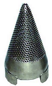 Dynatech 772 32530 Vortex Cone For 4in Collector
