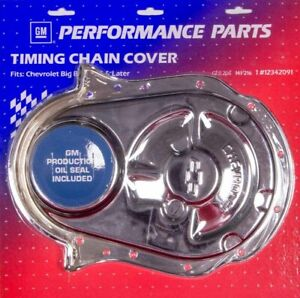 Proform 141 216 65 90 Bbc Chrome Timing Cover