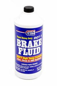 Cyclo C56 32 Oz Brake Fluid
