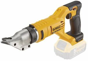 Dewalt Accuracy Sheet Metal Shear Dcs491n xj 18v Voltage Without Battery charger