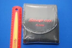New Snap on Tools 3 Piece Red Vinyl Grip Precision Pliers Set Plp300 Ships Free