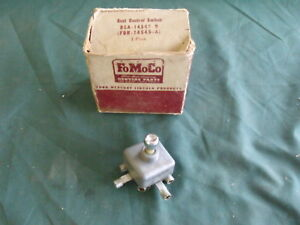 Nos 1955 1956 Ford Power Seat Switch Fomoco 56