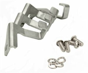 Fast Electronics 146031 kit Oe Fuel Rail Bracket Kit Lsxrt Square