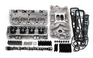 2022 Edelbrock Power Package Top End Kit E Street And Performer Sbc